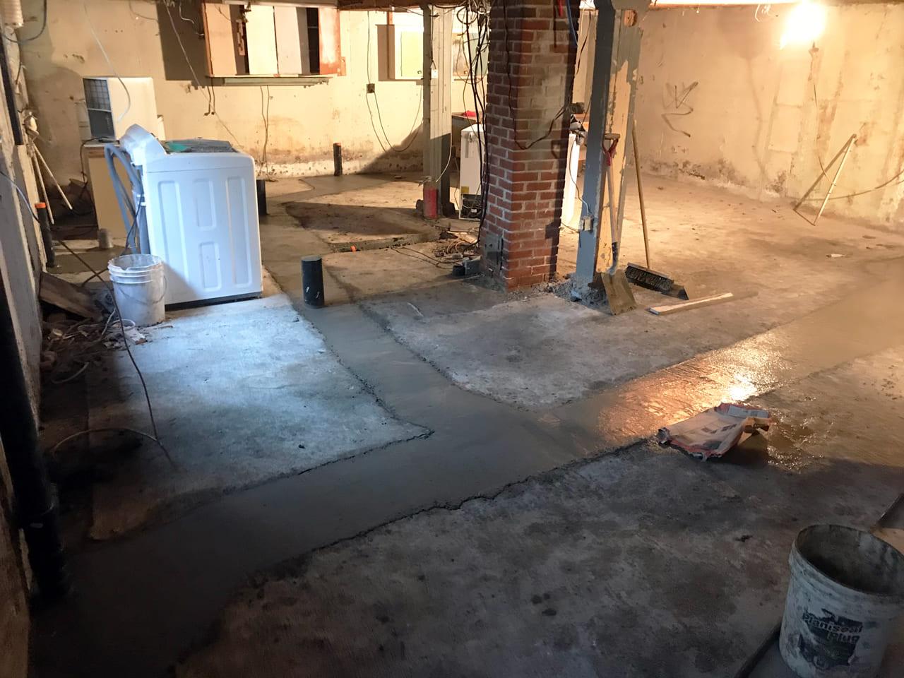 Fondasec - Concrete - Traveau de beton - 01