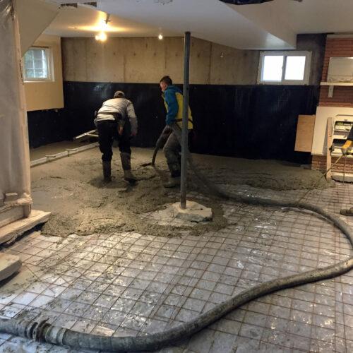 Fondasec - Concrete - Traveau de beton - 02