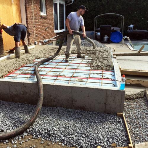 Fondasec - Concrete - Traveau de beton - 04