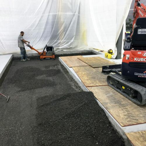 Fondasec Excavation - Commercial work - P02