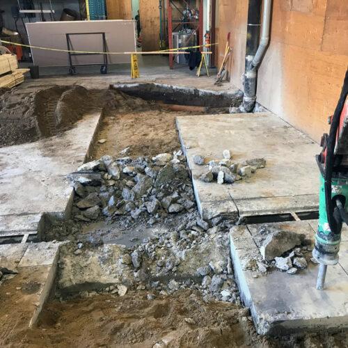 Fondasec Excavation - Commercial work - P04