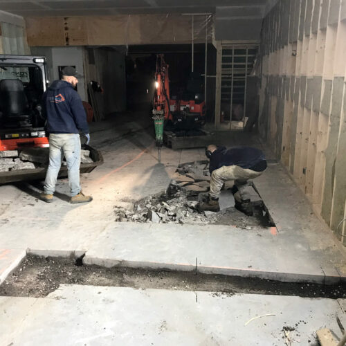 Fondasec Excavation - Commercial work - P05