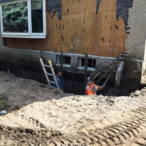Fondasec Excavation - Demolition - P03
