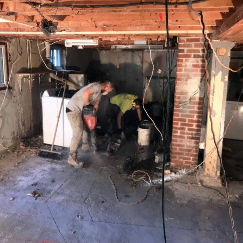 Fondasec Excavation - Demolition - P08