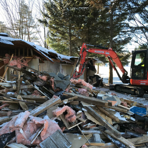Fondasec Excavation - Demolition - P02
