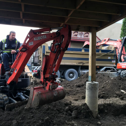Fondasec Excavation - P01