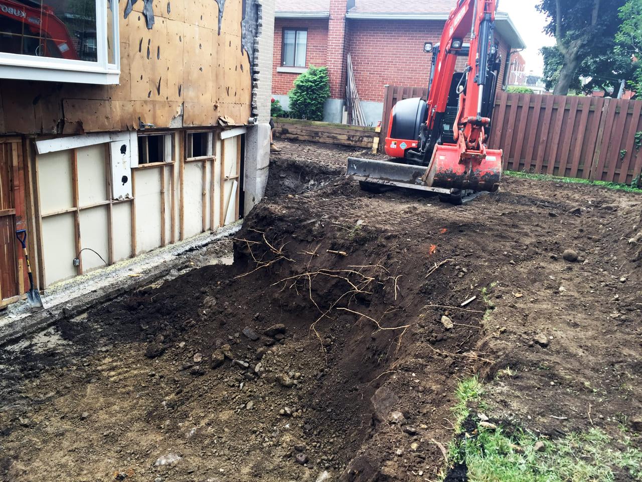 Fondasec Excavation - P02