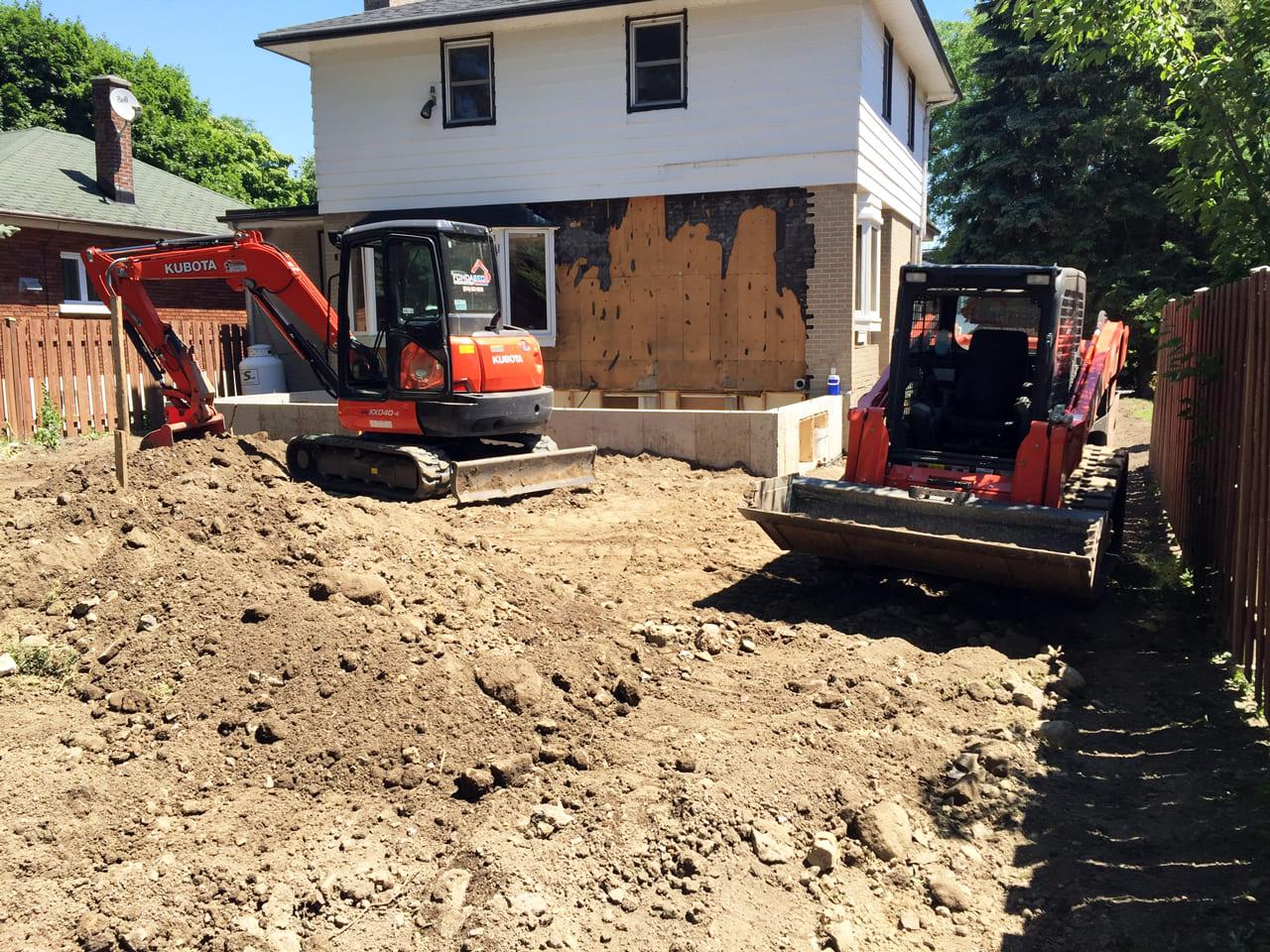 Fondasec Excavation - P03