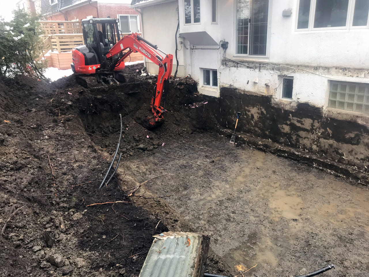 Fondasec Excavation - P04
