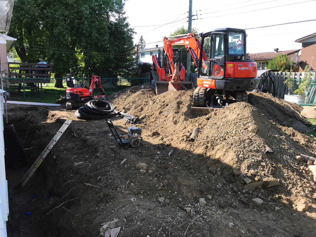 Fondasec Excavation - P06