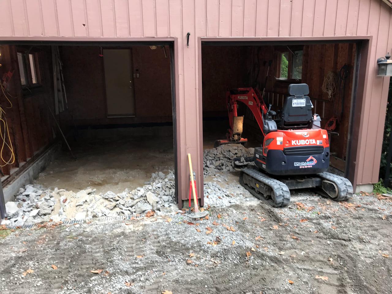 Fondasec Excavation - P07