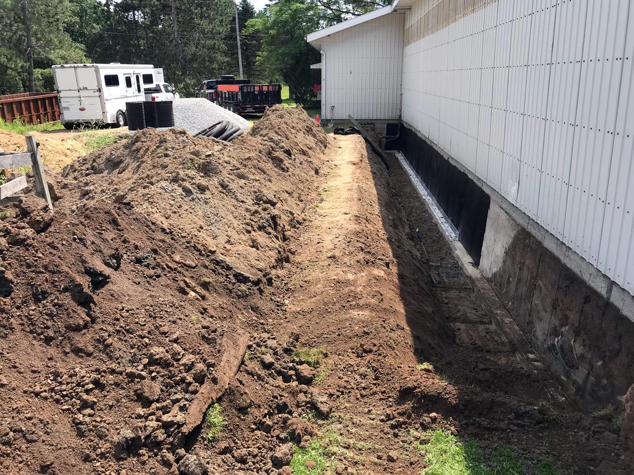 Fondasec Excavation - Waterproofing - Impermeabilisation - P05