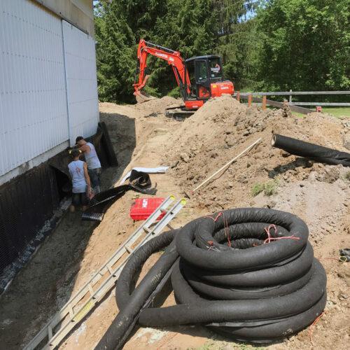 Fondasec Excavation - Waterproofing - Impermeabilisation - P06