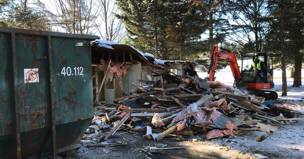 Demolition - Fondasec Excavation